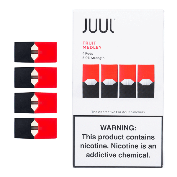 Juul - 4 Pods Classic Fruit Medley 5%