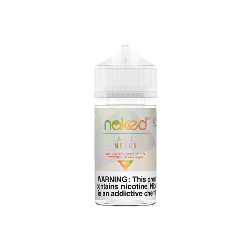 Líquido Naked - All Melon - 60ml