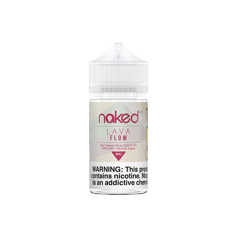 Líquido Naked - Lava Flow - 60ml