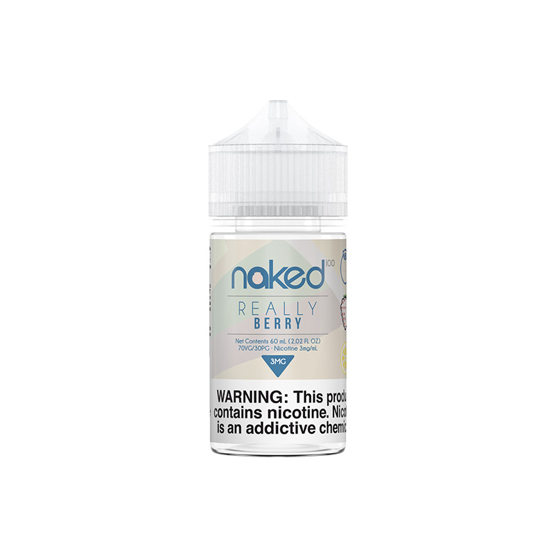 Líquido Naked - Really Berry - 60ml